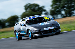 Martyn Grist pictured while competing in the 750 Motor Club's Toyota MR2 Championship. Picture taken at Snetterton on July 18, 2020 by 750MC photographer Jonathan Elsey
