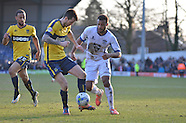 Bury v Oxford United 070315