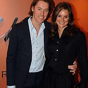 NLD/Utrecht/20060319 - Gala van het Nederlandse lied 2006, Lieke van Lexmond en partner Jeroen Rietbergen