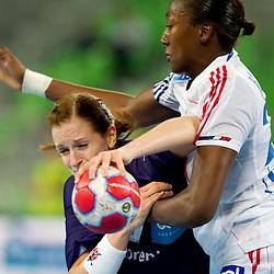 20110611: SLO, Handball - 2011 Women's World Championship Play-off, Slovenia vs France