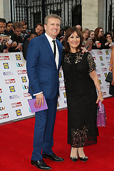 Aled Jones, Arlene Phillips, Pride of Britain Awards, Grosvenor House Hotel, London UK. 28 September, Photo by Richard Goldschmidt /LNP © London News Pictures
