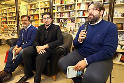 FABIO ANSELMO ALESSANDRO MASTROLUCA E SIMONE MERLI