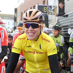 BORKUM (GER) wielrennen <br />De slotetappe van de Energiewachttour 2016 werd verreden op het Duitse Waddeneiland Borkum. Ellen van Dijk wist de leiding te behouden