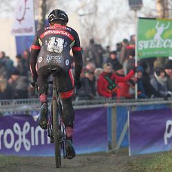 01-01-2020: Wielrennen: DVV trofee veldrijden: Baal:Laurens Sweeck
