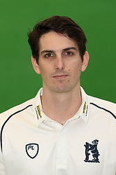 Chris Wright during the media day at Edgbaston, Birmingham. PRESS ASSOCIATION Photo. Picture date: Thursday April 5, 2018. See PA story CRICKET Warwickshire