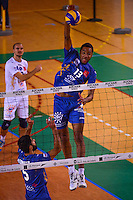 Daryl BULTOR  - 13.12.2014 - Tourcoing / Montpellier - 11eme journee de Ligue A<br /> Photo :  Dave Winter / Icon Sport *** Local Caption ***