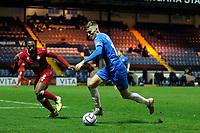Mark Kitching. Stockport County FC 2-0 Wrexham FC. Vanarama National League. 28.12.20
