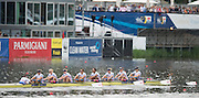 Amsterdam. NETHERLANDS. GBR W8+. Bow. Rosamund BRADBURY, Louisa REEVE, Katie GREVES, Donna ETIEBET, Jessica EDDIE, Polly SWANN, Zoe LEE,  Caragh MCMURTRY and Cox. Zoe DE TELEDO 2014 FISA World Rowing Championships. 16:44:56  Thursday  DATE}  [Mandatory Credit; Peter Spurrier/Intersport-images]