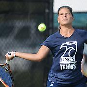 UNCW v Virginia Tech Women's Tennis