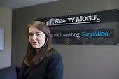 Jilliene Helman, founder of Realty Mogul.
