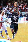 DESCRIZIONE : Varese Lega A 2013-14 Cimberio Varese Granarolo Bologna<br /> GIOCATORE : Ware Casper<br /> CATEGORIA : Tiro<br /> SQUADRA : Granarolo Bologna<br /> EVENTO : Campionato Lega A 2013-2014<br /> GARA : Cimberio Varese Granarolo Bologna<br /> DATA : 2612/2013<br /> SPORT : Pallacanestro <br /> AUTORE : Agenzia Ciamillo-Castoria/I.Mancini<br /> Galleria : Lega Basket A 2012-2013  <br /> Fotonotizia : Varese  Lega A 2013-14 Cimberio Varese Granarolo Bologna<br /> Predefinita :