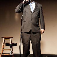 Greg Stone as Rodney Bane-gerfield - Schtick or Treat 2012 - November 4, 2012 - Littlefield