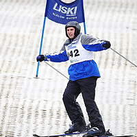 26 April 2008; Cathal Murphy, from Scarriff, Co. Clare, competing during the 2008 Special Olympics All-Ireland Winter Games. These games are the qualifiers for the 2009 Special Olympics World Winter Games, which takes place in Idaho, USA, from the 6th - 13th February. Ski Club of Ireland, Kilternan, Co. Dublin. Picture credit: Ray McManus / SPORTSFILE