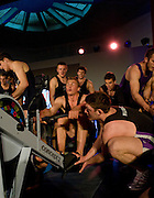 Bayswater, London, Reading University,  [Alex GREGORY] competing during the Snowdon Rowing Challenge, on Friday   05/03/2010  at the Porchester Hall London GREAT BRITAIN.  [Mandatory Credit. Peter Spurrier/Intersport Images]