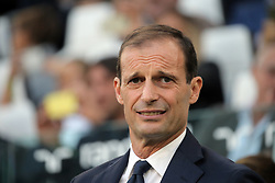 October 20, 2018 - Turin, Turin, Italy - head coach of Juventus FC Massimiliano Allegri before the serie A match between Juventus FC and Genoa CFC at Allianz Stadium on October 20, 2018 in Turin, Italy. (Credit Image: © Giuseppe Cottini/NurPhoto via ZUMA Press)