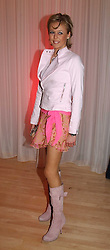 LADY ALEXANDRA SPENCER-CHURCHILL at the annual Laurent Perrier Pink Party held at The Sanderson Hotel, Berners Street, London on 27th April 2005.<br /><br />NON EXCLUSIVE - WORLD RIGHTS