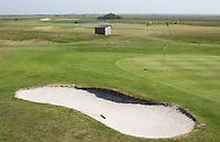 AMELAND - Green hole 4. Amelandse Golfbaan 'De Amelander Duinen' . COPYRIGHT KOEN SUYK
