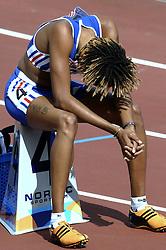 08-08-2006 ATLETIEK: EUROPEES KAMPIOENSSCHAP: GOTHENBORG <br /> Anacharsis, Phara  (FRA)<br /> ©2006-WWW.FOTOHOOGENDOORN.NL