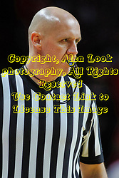 NORMAL, IL - December 08:  Bret Smith during a college basketball game between the ISU Redbirds and the University of Mississippi (Ole Miss) Rebels on December 08 2018 at Redbird Arena in Normal, IL. (Photo by Alan Look)