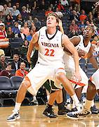 Nov. 15, 2010; Charlottesville, VA, USA; The USC Upstate Spartans played the Virginia Cavaliers at the John Paul Jones Arena. Virginia won 74-54. Photo/Andrew Shurtleff