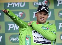 Sykkel<br /> Tour de France 2010<br /> 14.07.2010<br /> Foto: PhotoNews/Digitalsport<br /> NORWAY ONLY<br /> <br /> THOR HUSHOVD<br /> <br /> ETAPE 10 : CHAMBERY - GAP