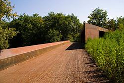 Estadio Atletismo Tussols-Basil. Olot. RCR Architects