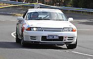 Doug Walker & Tom Verevis.1993 Nissan Skyline GT-R V-Spec N1..Day 2.Targa Wrest Point 2009.Southern Tasmania.1st of February 2009.(C) Joel Strickland Photographics.