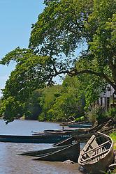 A Bacia Hidrográfica do Rio Gravataí possui uma área de aproximadamente 2.020 Km2, abrangendo varios municípios. Deste manancial hídrico é realizada a captação de água para o abastecimento público de quase 1 milhão de pessoas e também serve para o esporte e lazer. FOTO: Jefferson Bernardes/Preview.com