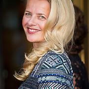 NLD/Amsterdam/20150926 - Afsluiting viering 200 jaar Koninkrijk der Nederlanden, aankomst prinses Mabel