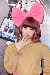 Kyary Pamyu Pamyu attends the premiere of Universal Pictures' 'Sing' on December 3, 2016 in Los Angeles, California. Photo by Lionel Hahn/AbacaUsa.com