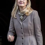 NLD/Amsterdam/20191204 - Koninklijke familie bij Prins Claus Prijs 2019, Prinses Mabel