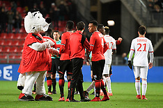 Rennes vs Toulouse 10 Jan 2018