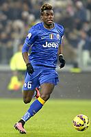 Paul Pogba Juventus,<br /> Torino 15-01-2015, Juventus Stadium, Football Calcio 2014/2015 Coppa Italia, Juventus - Verona, Foto Filippo Alfero/Insidefoto