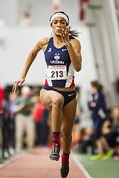 Long Jump, UConn, 213, Boston University John Terrier Invitational Indoor Track and Field