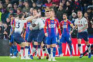 Crystal Palace v Tottenham Hotspur 101118