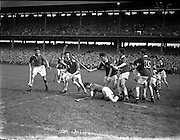 07/09/1958<br /> 09/07/1958<br /> 7 September 1958<br /> All-Ireland Senior Final: Galway v Tipperary at Croke Park, Dublin.