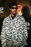 Rza at The Q-Tip Album release party sponsored by Target held at The Bowery Hotel in NYC on October 28, 2008