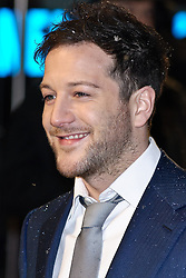 © under license to London News Pictures.  30/11/2010 Matt Cardle attends the World Premiere and Royal Film Performance of The Cronicles of Narnia: The Voyage of The Dawn Treader at  Leicester Square, London, 30 November 2010. Picture credit should read: Julie Edwards/London News Pictures
