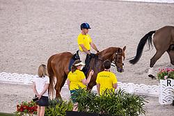 Hoy Andrew, AUS, Vassily De Lassos, 201<br /> Olympic Games Tokyo 2021<br /> © Hippo Foto - Dirk Caremans<br /> 26/07/2021