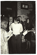 Ghislaine Maxwell, Launch N.Y. Office of New Jersey Films, The Lemon, Manhattan, 28 March 1996.