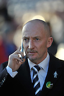 Picture by Graham Crowther/Focus Images Ltd +44 7763 140036<br /> 11/01/2014<br /> Ian Holloway manager of Millwall during the Sky Bet Championship match at the John Smiths Stadium, Huddersfield.