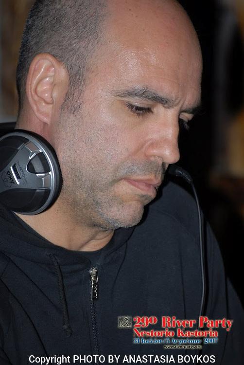 DJ Kostas Zikos