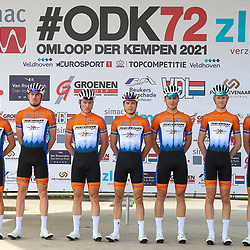 VELDHOVEN (NED) July 3: <br />CYCLING <br />The first race of the Schwalbe Topcompetition Sensa KvK