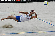 Sunday June 22nd 2008. Paris, France.Swatch FIVB World Tour - Henkel Grand Chelem...