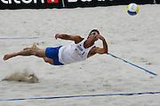 Sunday June 22nd 2008. Paris, France.Swatch FIVB World Tour - Henkel Grand Chelem...