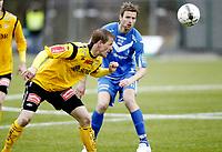 Fotball ,9. april 2012 , Adeccoligaen , 1. divisjon , Sarpsborg - Start 4-4<br /> Øyvind Hoås , Sarpsborg<br /> Glenn Andersen , Start