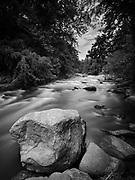 Patapsco Falls at Oella, Maryland.