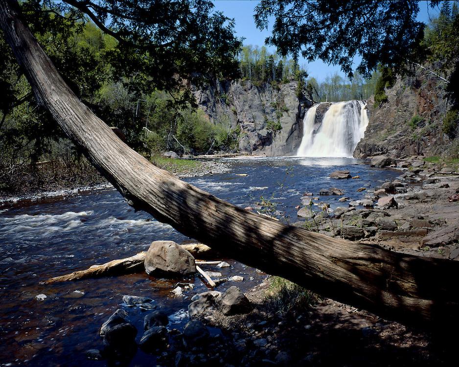 Tettegouche State Park, Minnesota, June, 1988.