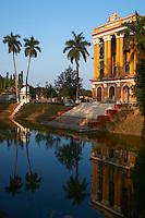 Inde, Bengale-Occidental, Murshidabad ancienne capitale du Bengale, palais Katgola // India, West Bengal, Murshidabad, former capital of Bengal, Katgola Palace