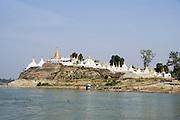Myanmar, Mingun Hsinbyum pagoda